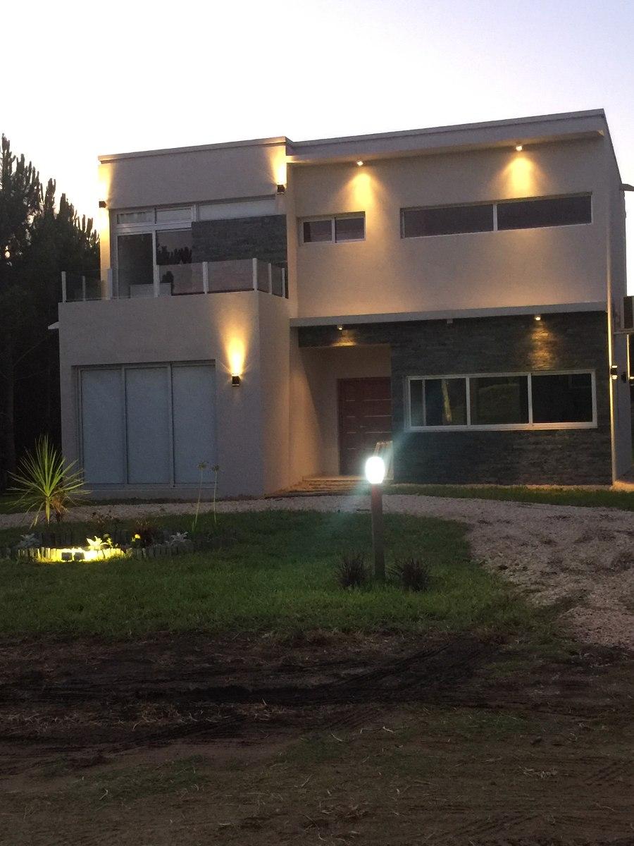 casa en alquiler en pinamar costa esmeralda reserva temporad