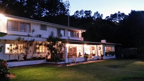 casa en alquiler para campamentos y fiestas