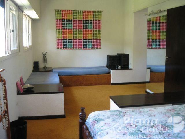 casa en alquiler pinamar-zona golf-5 ambientes+3 baños + garage