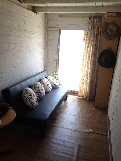 casa en alquiler por temporada de de 2 dormitorios en balneario buenos aires