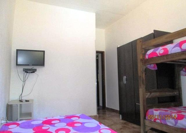casa en alquiler por temporada de de 3 dormitorios en club del lago