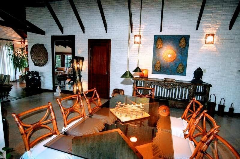 casa en alquiler por temporada de de 4 dormitorios en playa mansa