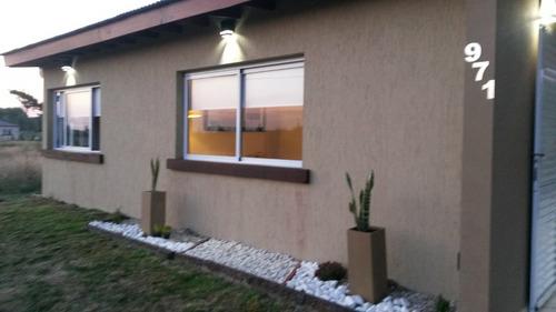 casa en alquiler temporario en av.7 al 900- costa del este