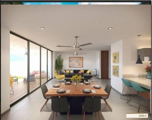 casa en amidanah modelo a