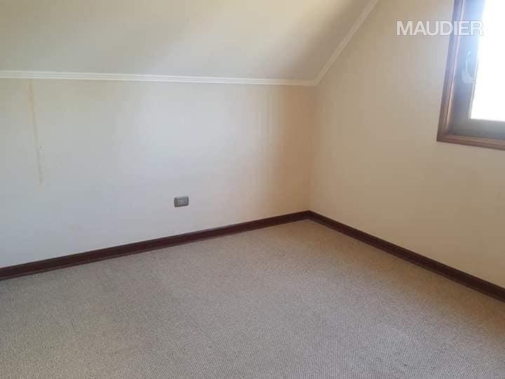 casa en arriendo de 3 dormitorios en temuco
