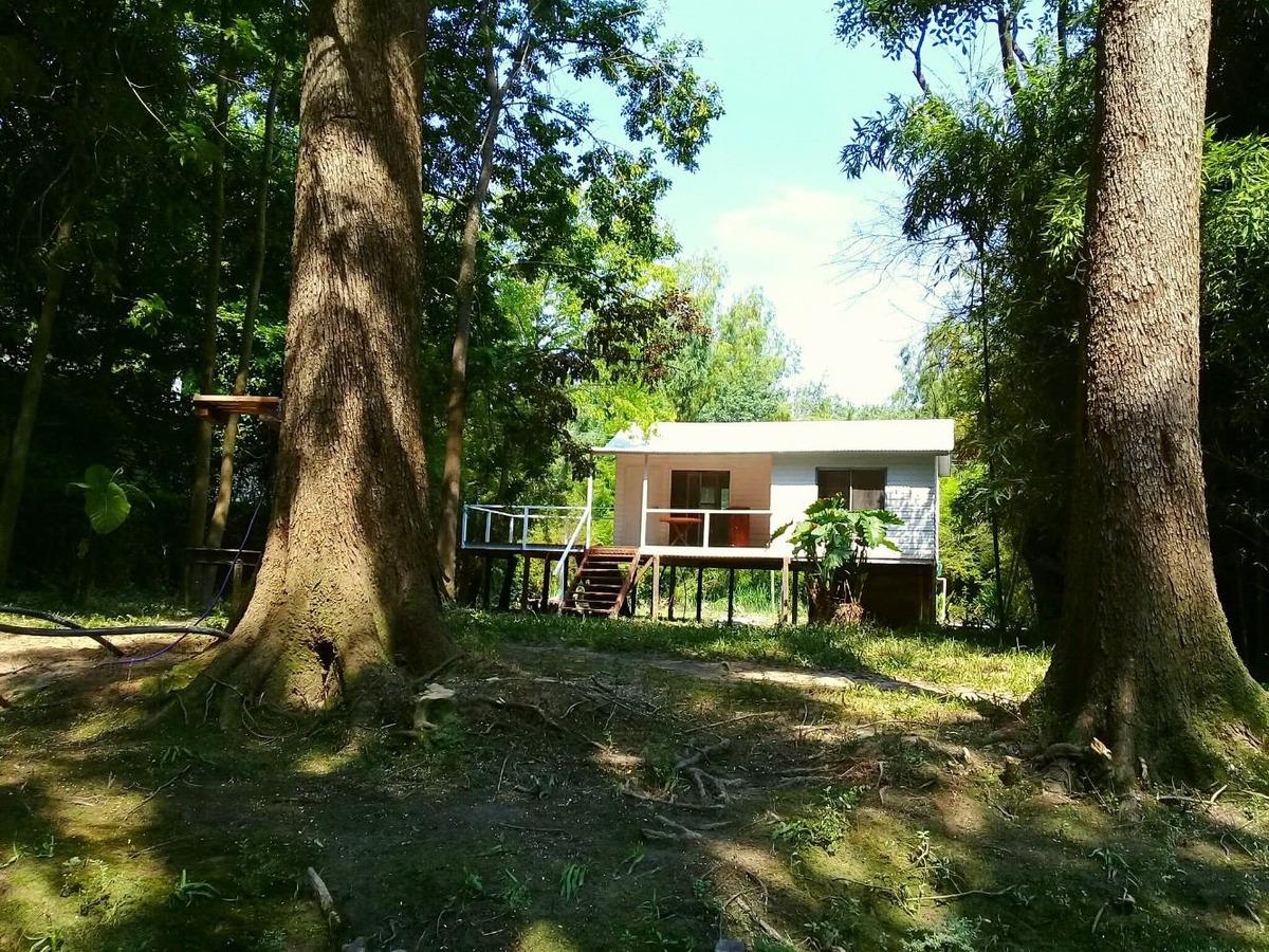 casa en arroyo rama negra - isla delta tigre escritura dueño