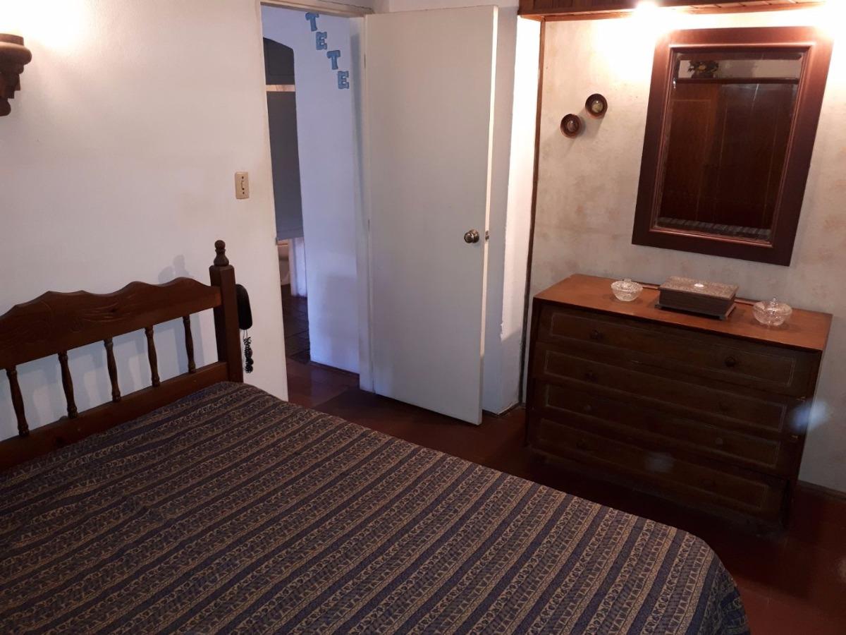 casa en  atlantida  2 dormitorios  para 5 personas