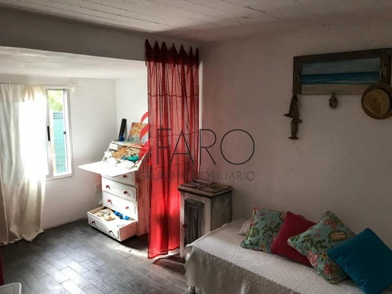 casa en balneario buenos aires 2 dormitorios 2 baños con parrillero-ref:35978