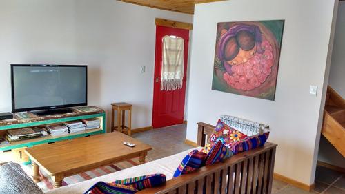 casa en bariloche en alquiler temporario, muy cómoda