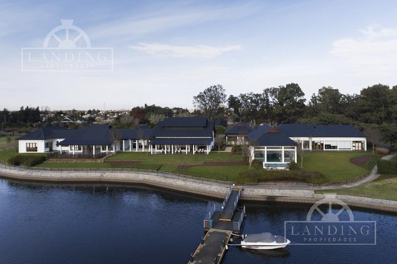 casa en  barrio náutico albanueva - rincón de milberg