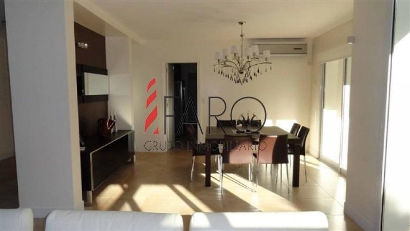 casa en barrio privado 4 dormitorios 4 baños-ref:33737