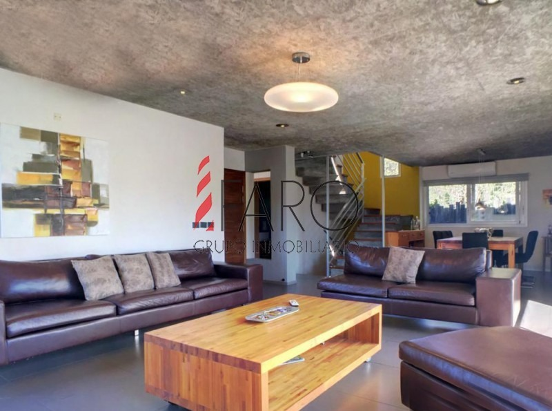 casa en barrio privado 4 dormitorios con piscina-ref:34581