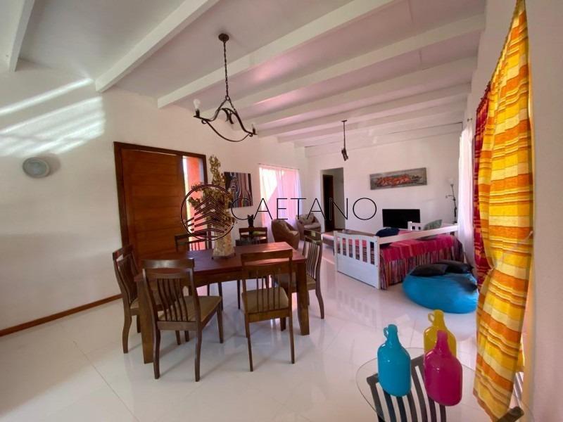 casa en barrio privado alquiler anual -ref:853