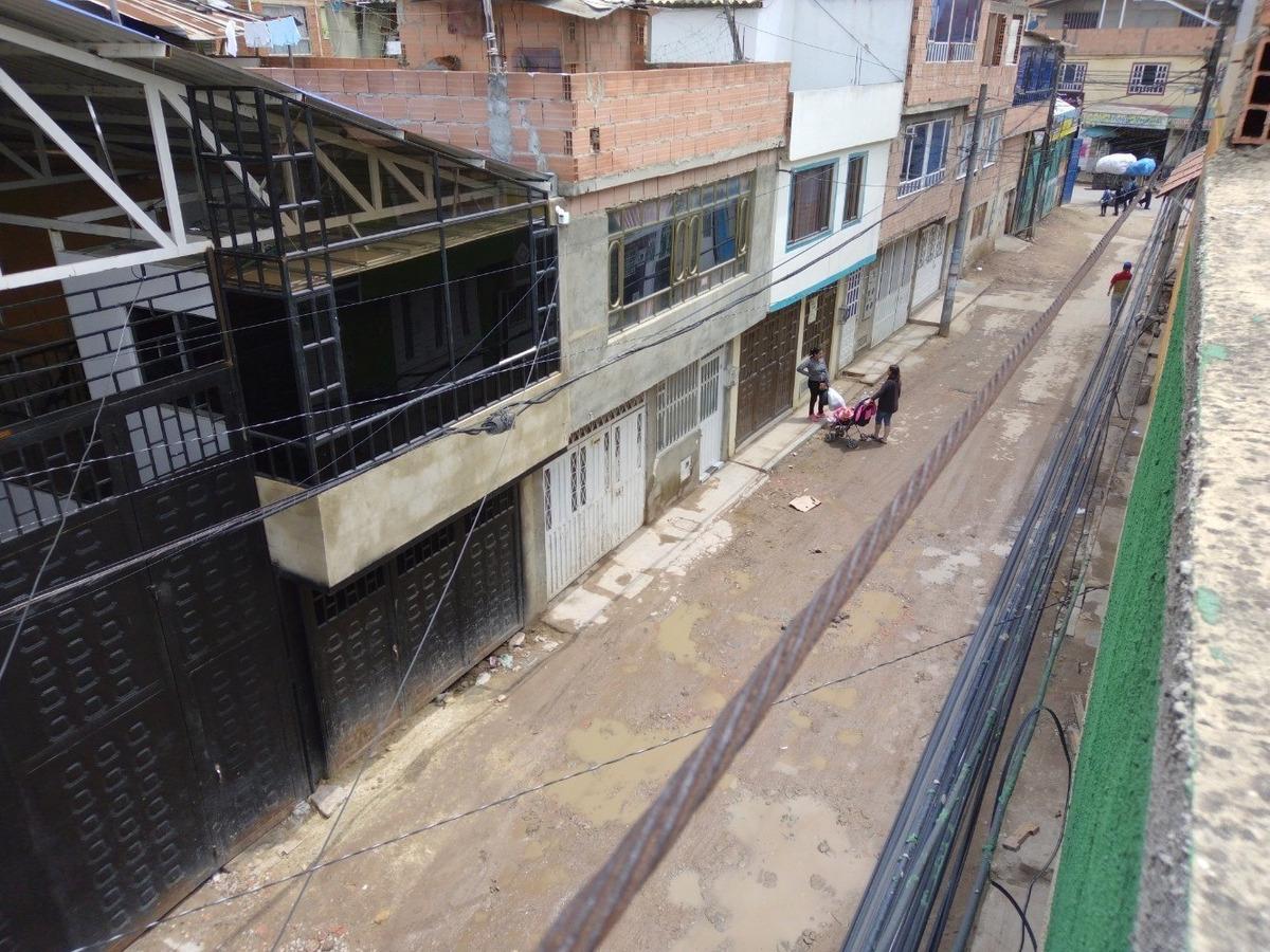casa en bosa san bernardino 2 pisos 120 millones negociable