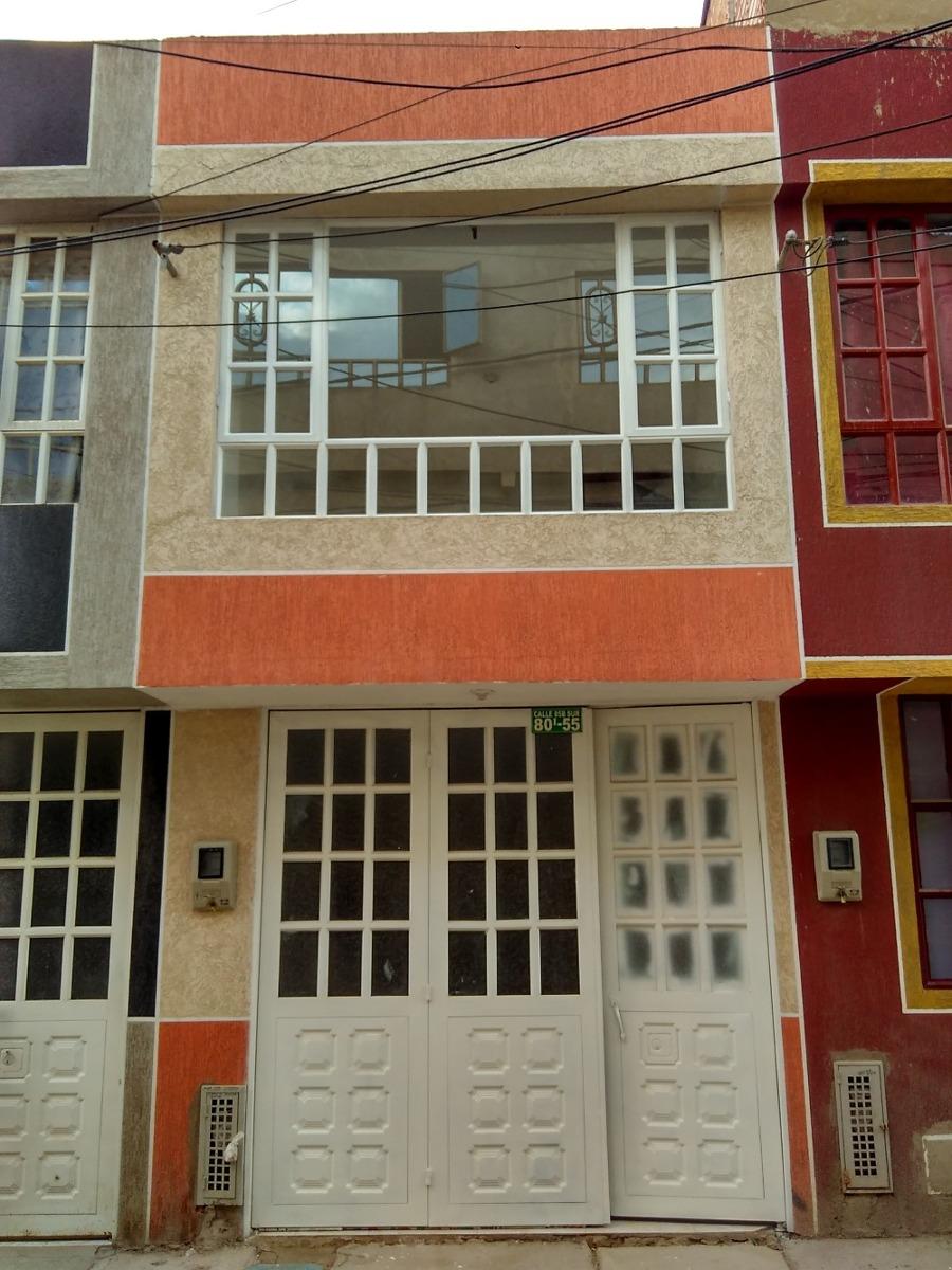 casa en bosa san josé, dos pisos con terraza