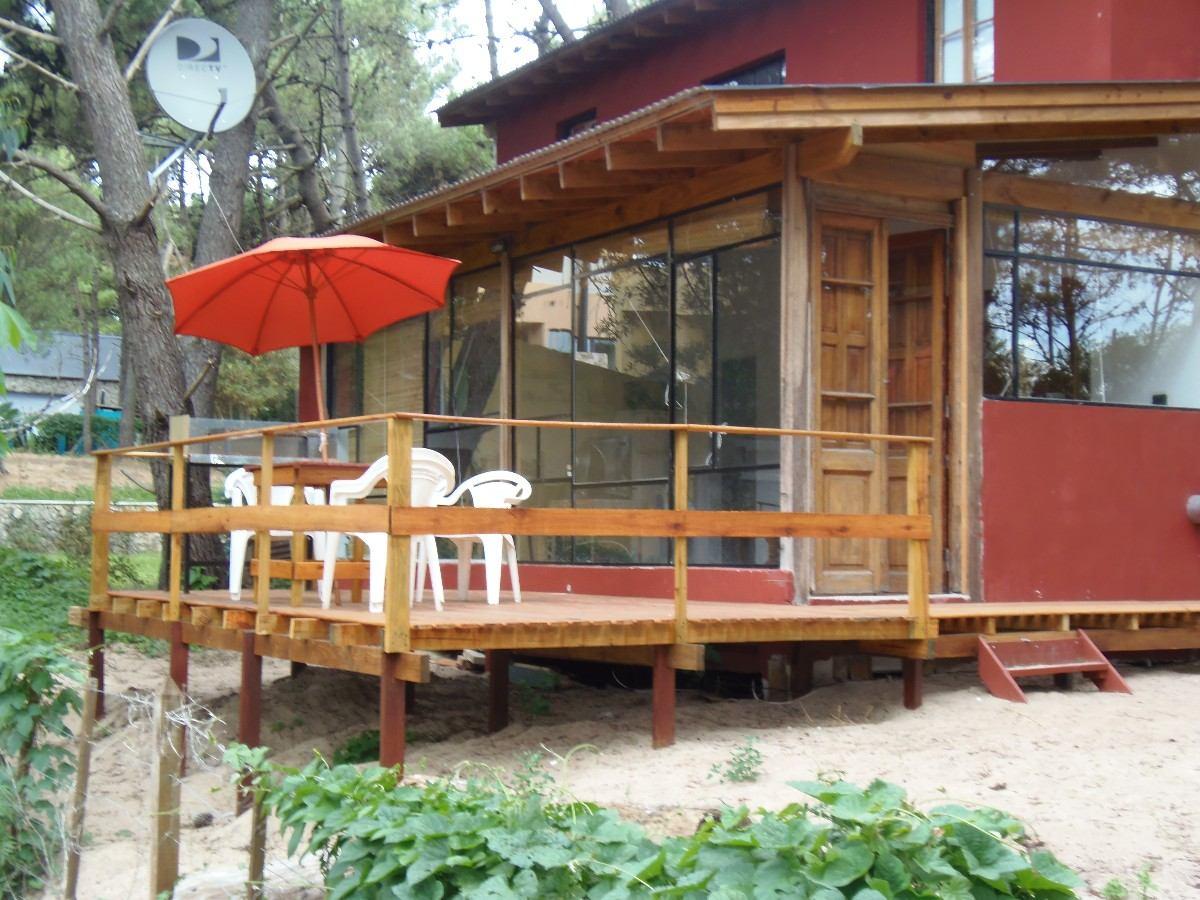 casa en bosque mar azul 3 ambientes. solo marzo