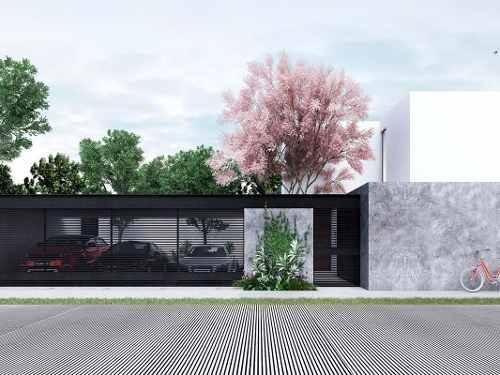 casa en bosques de san jose tulipanes modelo a