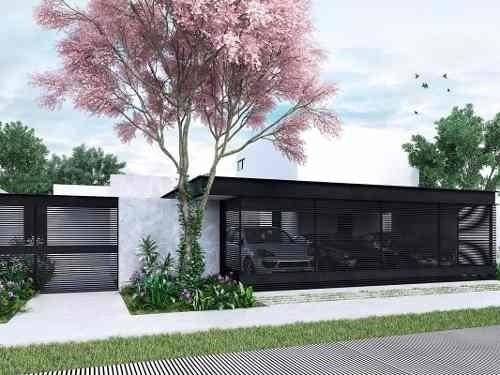 casa en bosques de san jose tulipanes modelo b