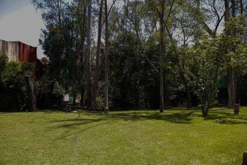 casa en bosques del lago