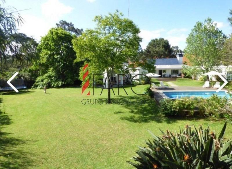 casa en cantregril 4 dormitorios con piscina y jardín-ref:36505
