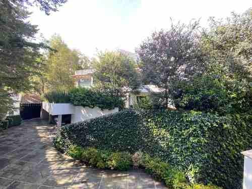 casa en c.h. con jardin arbolado mmm