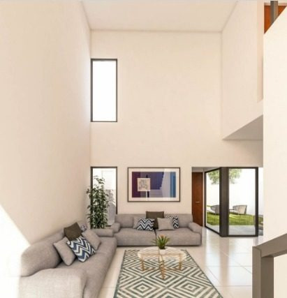 casa en cierzo residencial modelo c