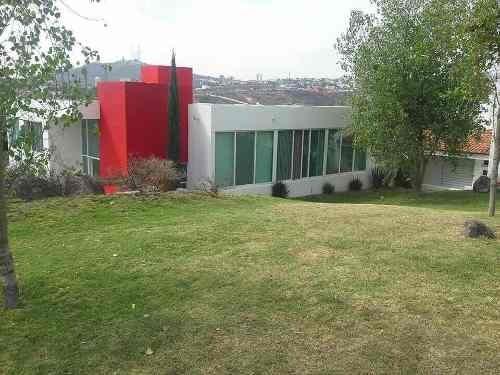 casa en colinas de gran jardín