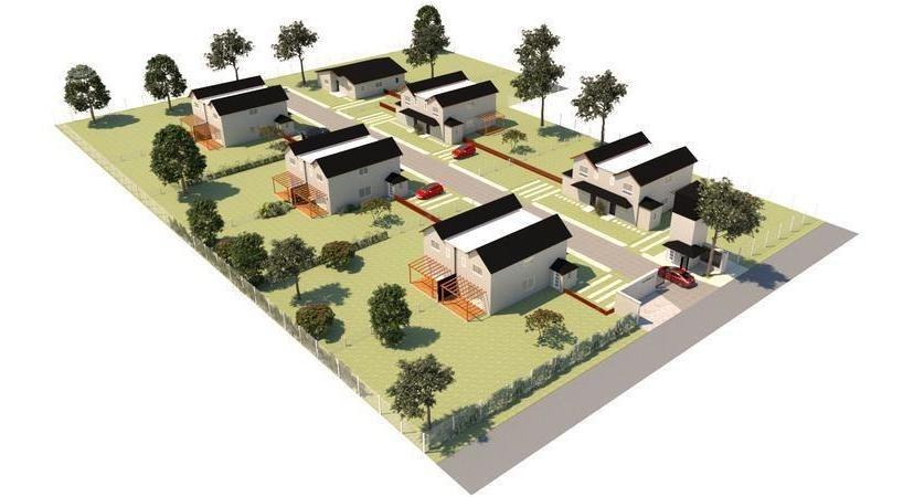 casa en complejo  ciprés  - benavidez - inmejorable acceso - escritura inmediata