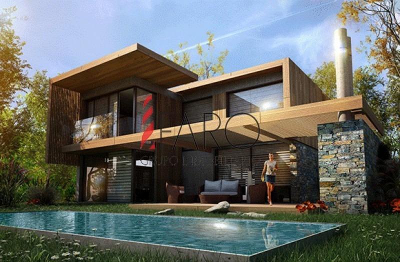 casa en complejo en manantiales 4 dormitorios- ref: 34498