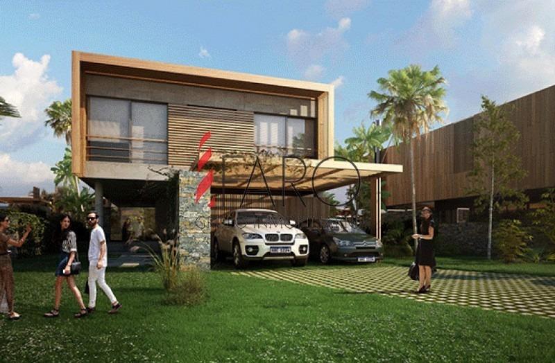 casa en complejo en manantiales 4 dormitorios-ref:34500