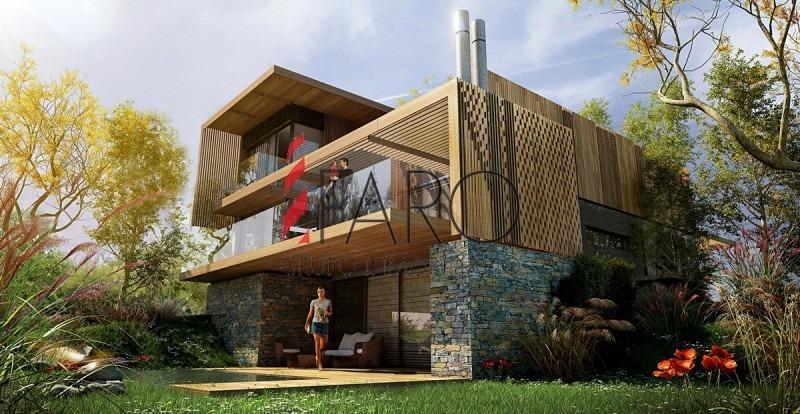 casa en complejo en manantiales 4 dormitorios-ref:34501