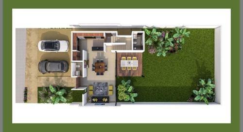 casa en condominio - conkal