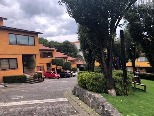 casa en condominio cuajimalpa