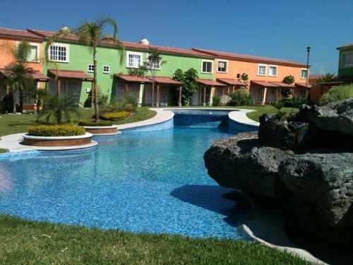 casa en condominio en amatitlán / emiliano zapata - cal-138-d
