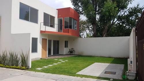 casa en condominio en ampliación chapultepec / cuernavaca - iti-1241-cd