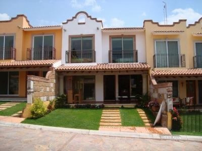 casa en condominio en chamilpa / cuernavaca - vem-165-cd