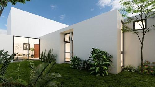 casa en condominio en conkal, conkal