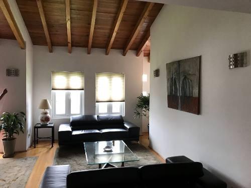 casa en condominio en cuajimalpa / cuajimalpa de morelos - via-351-cd