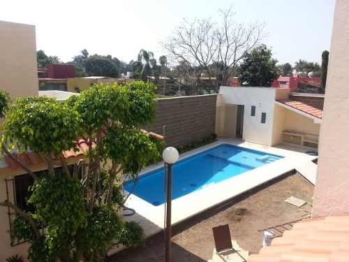 casa en condominio en jacarandas / cuernavaca - via-47-cd