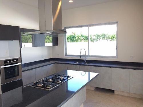 casa en condominio en kloster sumiya / jiutepec - grb-406-**