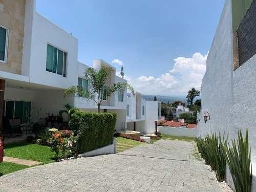 casa en condominio en lomas de atzingo / cuernavaca - via-224-cd