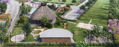 casa en condominio en mezcales, cerca de flamingos bucerias (aldea hortus)
