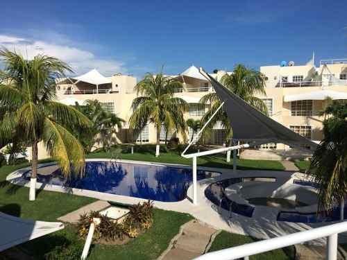 casa en condominio en puente del mar / acapulco de juárez - caen-347-cd