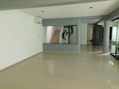 casa en condominio en renta en residencial cumbres, benito juárez, quintana roo