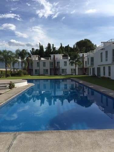 casa en condominio en residencial yautepec / yautepec - cal-92-