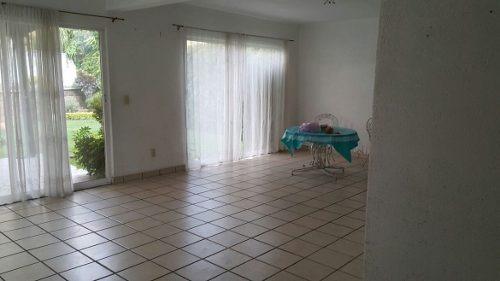 casa en condominio en ricardo flores magón / cuernavaca - ber-610-cd*