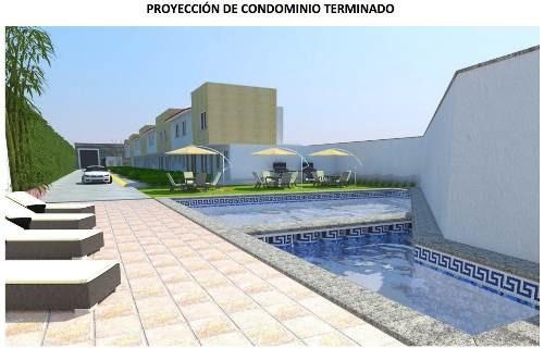 casa en condominio en tlahuapan / jiutepec - iti-1042-cd