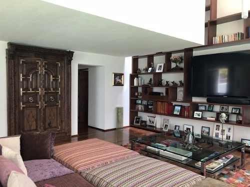 casa en condominio en venta,  ahuehuetes sur, bosques de las lomas.