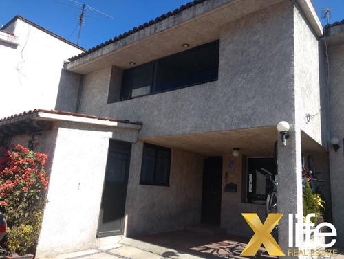 casa en condominio en venta cuajimalpa, a 30 min de santa fé 20 de interlomas