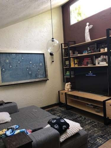 casa en condominio en venta en desierto de los leones